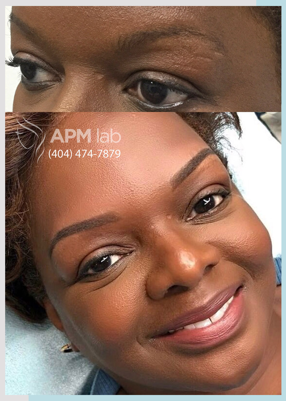 3d eyebrows atlanta